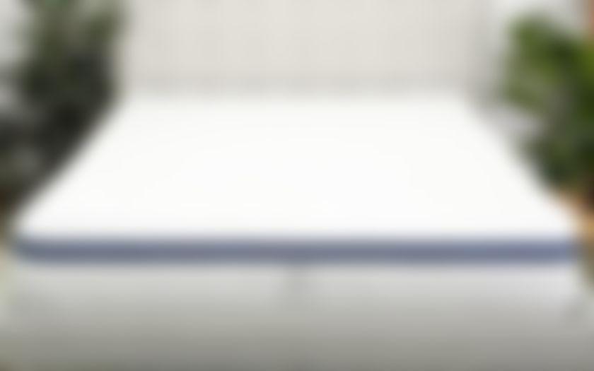 helix mattress in bedroom