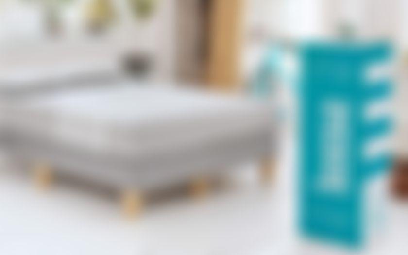 unpacked leesa mattress