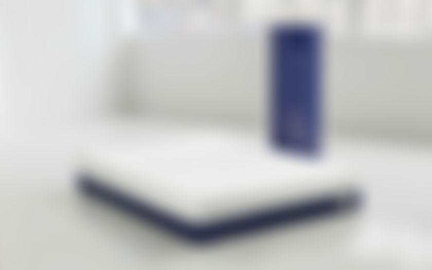 helix mattress packed